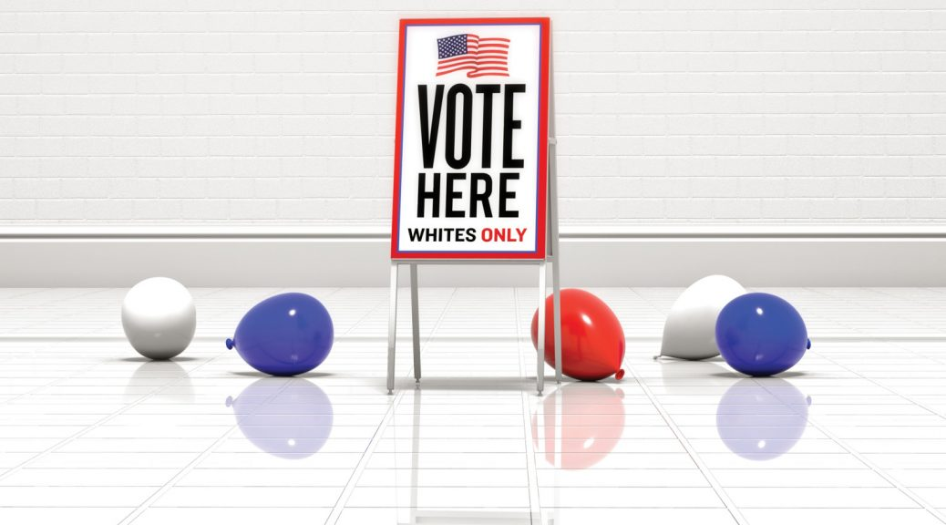 Voting Suppression